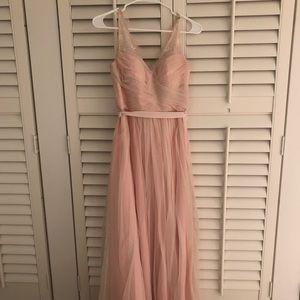 Anthropologie BHLDN Bridesmaid's Dress